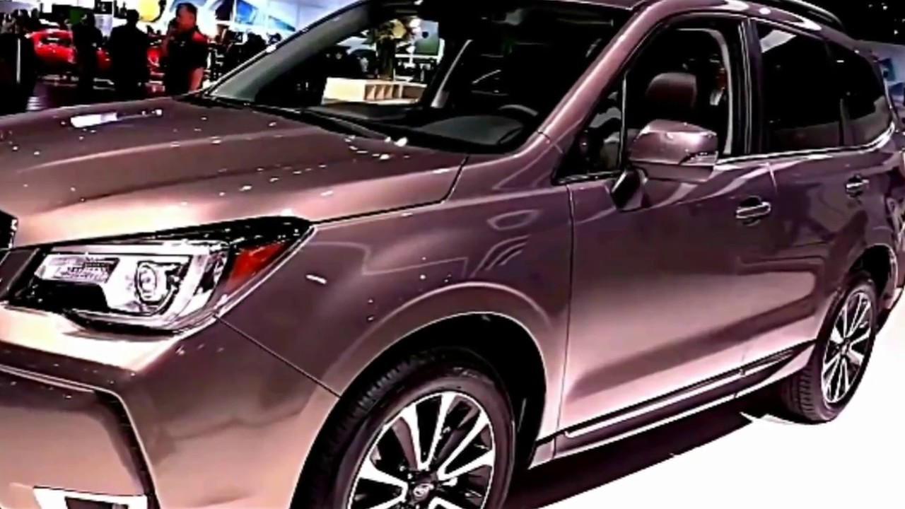 2018 subaru minivan. contemporary 2018 new subaru car  2018 forester interior and exterior previews in subaru minivan o
