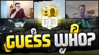 FIFA 16 GUESS WHO!!! OMFG LEGEND DISCARD!?! Fifa 16 Discard Pack Opening Challenge