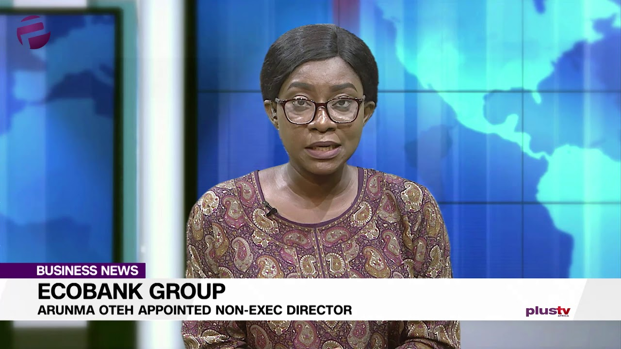Ecobank Group: Arunma Oteh Appointed Non-Exec Director