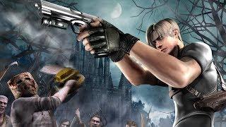 Resident Evil 4 — ГОТИЧНЫЙ ЗАМОК И МЕРЗКИЕ МОНСТРЫ!