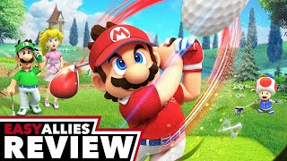 Mario Golf: Super Rush - Easy Allies Review (Video Game Video Review)