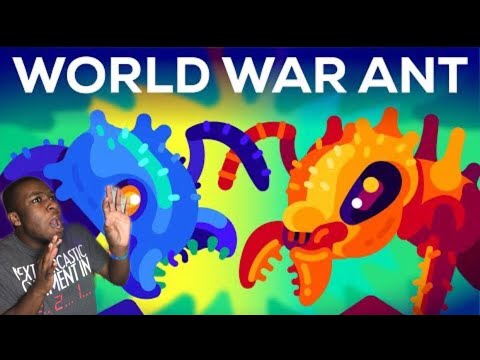Reacting to The World War of Ants