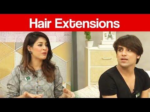 Mehekti Morning - 7 Aug 2017 - Hair Extensions - ATV