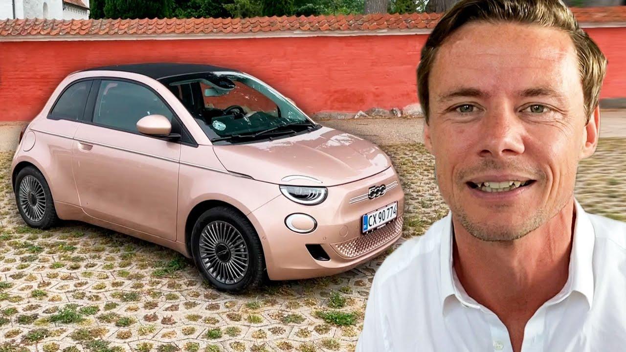 Den IKONISKE Fiat, men som ELBIL? – Fiat 500e Cabriolet (2021)