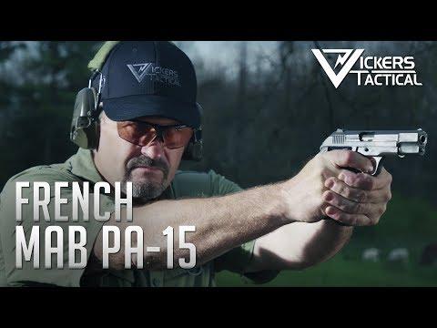 FRENCH MAB PA-15