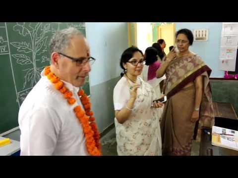 Glimpses of Seth M.R. Jaipuria School, Lucknow