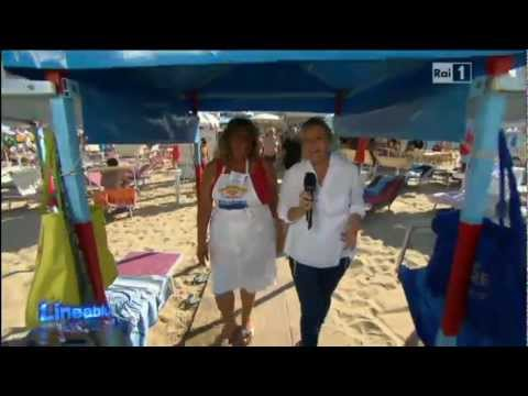 Rai 1 Linea Blu Riccione La Spiaggia delle Donne