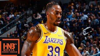 Los Angeles Lakers vs Golden State Warriors - 3rd Qtr Highlights | October 5, 2019 NBA Preseason