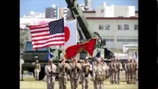 第三海兵遠征軍司令官交代式① 2013.7.19