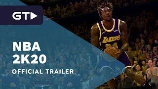 NBA 2K20 - MyTEAM: Official All Star Moments Trailer