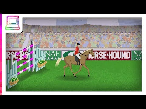 Raise The Bar Jumping Challenge Gameplay (Horse Game)