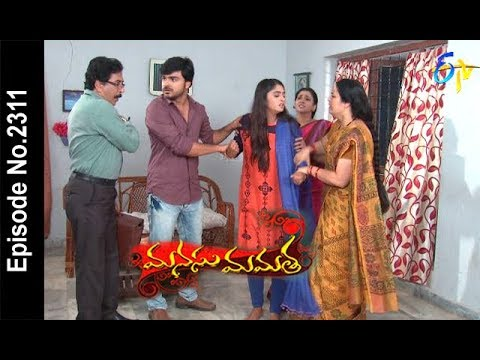 Manasu Mamata | 18th June 2018  | Full Episode No 2311 | ETV Telugu