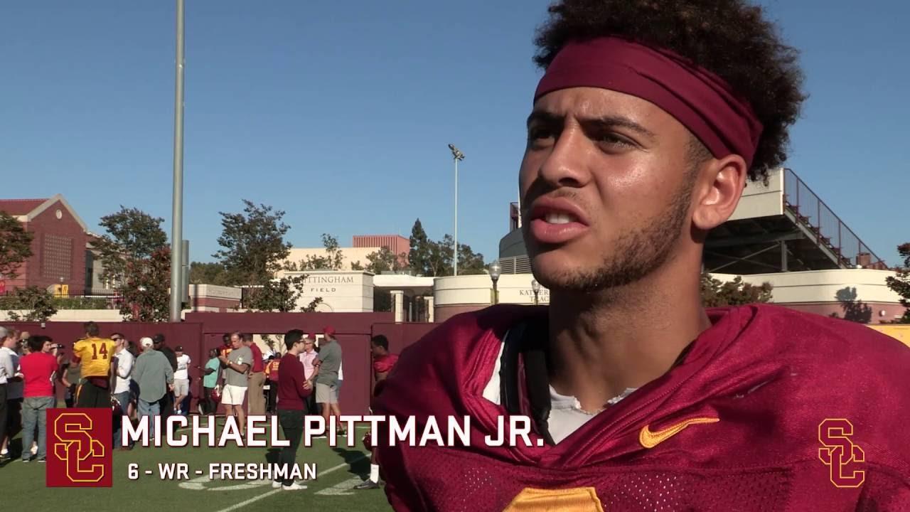 Michael Pittman Usc