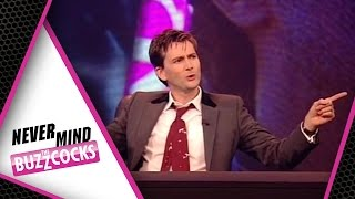 Everybody LOVES Coldplay! David Tennant & Noel Fielding Never Mind The Buzzcocks