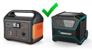 10 BEST PORTABLE SOLAR GENERATORS    Which Is The Best For Your RV & Camping?