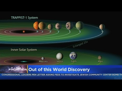 Scientists Discover Seven Earth-Size Planets