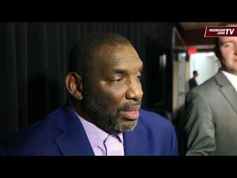 Redskins Media Session: VP of Player Personnel Doug Williams (3/16/18)