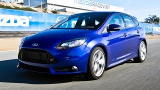 2013 Ford Focus ST Hot Lap! - 2013 Best Driver's Car Contender