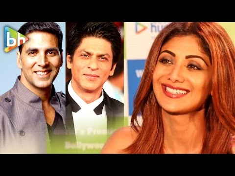 Shilpa Shetty Kundra | Full Interview | Shah Rukh Khan | Akshay Kumar | Rapid Fire