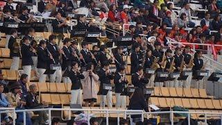 松本第一応援 「アフリカンシンフォニー」 2015.11.07