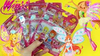 WINX CLUB Super BLIND BAGS! THE MAGIC IS IN YOU! MY FAIRY FRIEND! Bloom Flora Stella(◕ ‿ ◕)