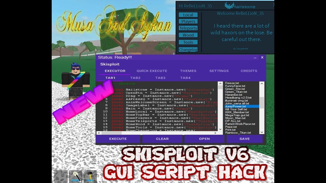 Fly With Lua Scripts Download
