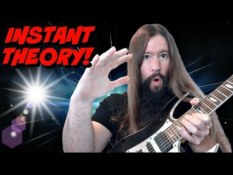 Brilliant Music Theory Tutorial! | Everything Guitarists Need To Know