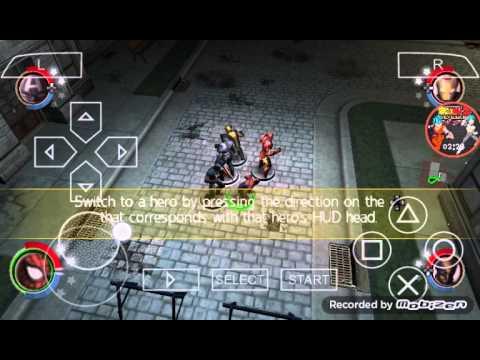 Descargar Marvel Ultimate Alliance 2 Para Psp By Nayekonan La