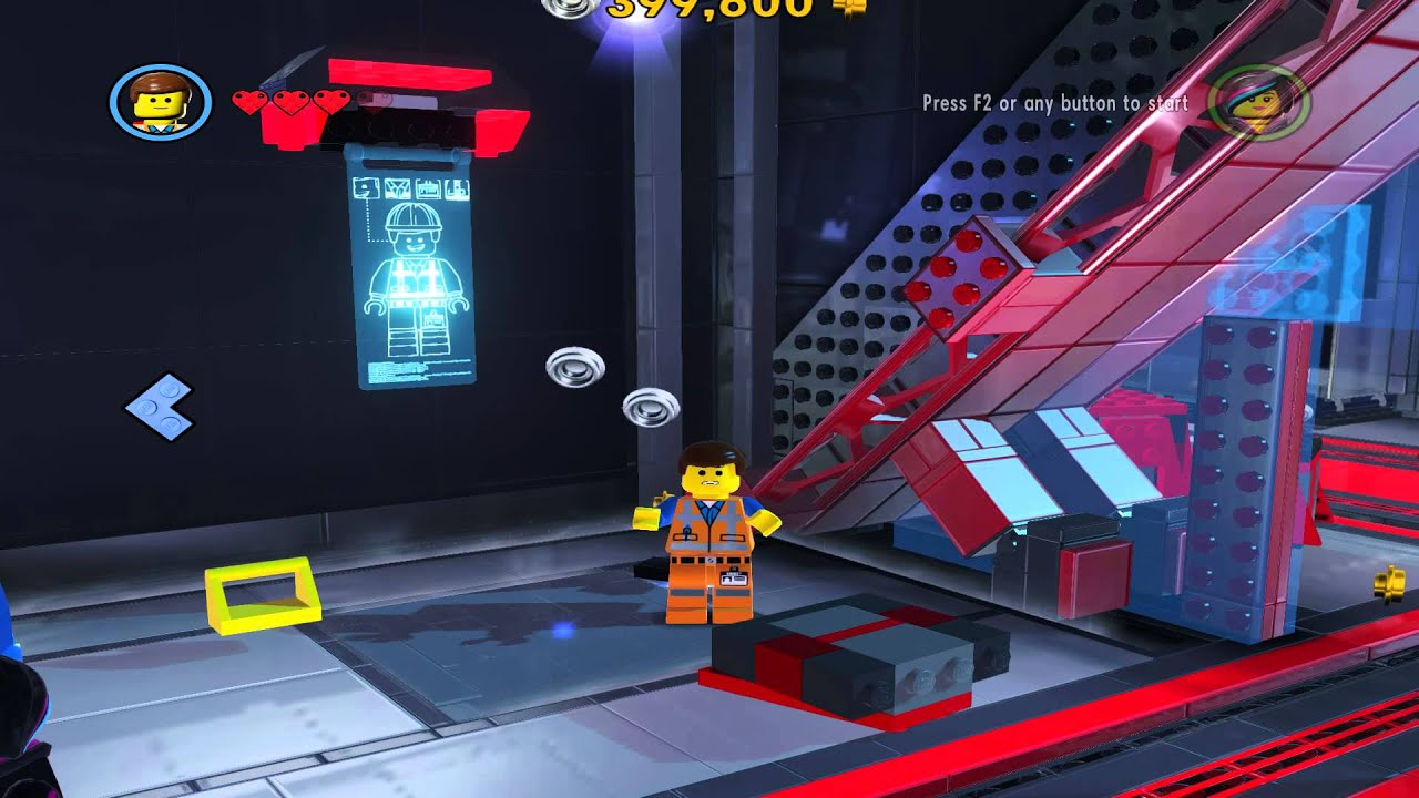 What S The Relic Room Lego Movie Game