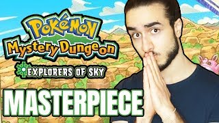 Pokemon Mystery Dungeon Explorers Of Sky - A MASTERPIECE Of A Game - LordWafflez