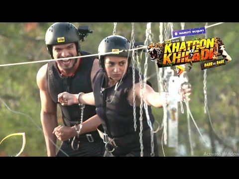 Download Khatron Ke Khiladi Season 11 Episode 1 Darr vs Dare | GRAND Launch With All Contestants | KKK 11