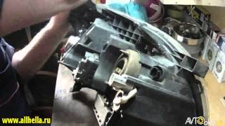 Ремонт фар Toyota Avensis своими руками Часть 6 Заключение Сборка фары и системы вентиляции