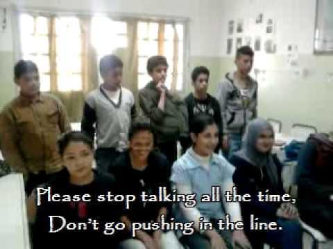 school rule song