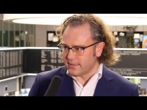 Interview auf dem Parkett der Frankfurter Börse: USM Finanz AG & Rouvier Associés