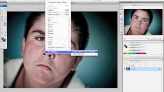 STEVEHUFFPHOTOS.COM - Tips and tricks for processing portraits in Photoshop CS3