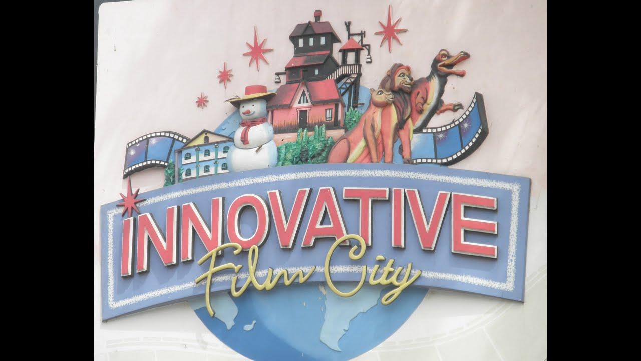 Innovative Film City In Bengaluru City Indiawmv Youtube