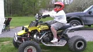 BANSHEE 2003 TJ TEST DRIVE