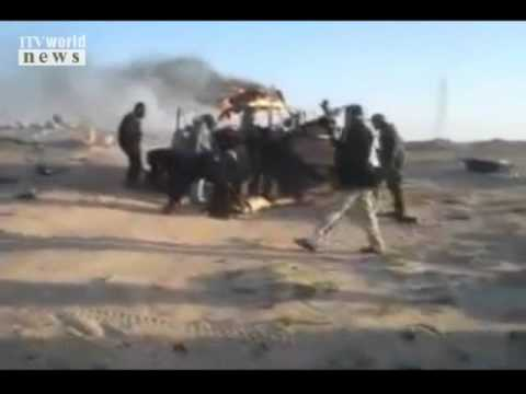 libya war 2011 people killed and some left with body parts completely destroyed, protest