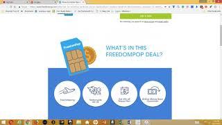 Freedompops Unreal Mobile Service | Redpilltalk
