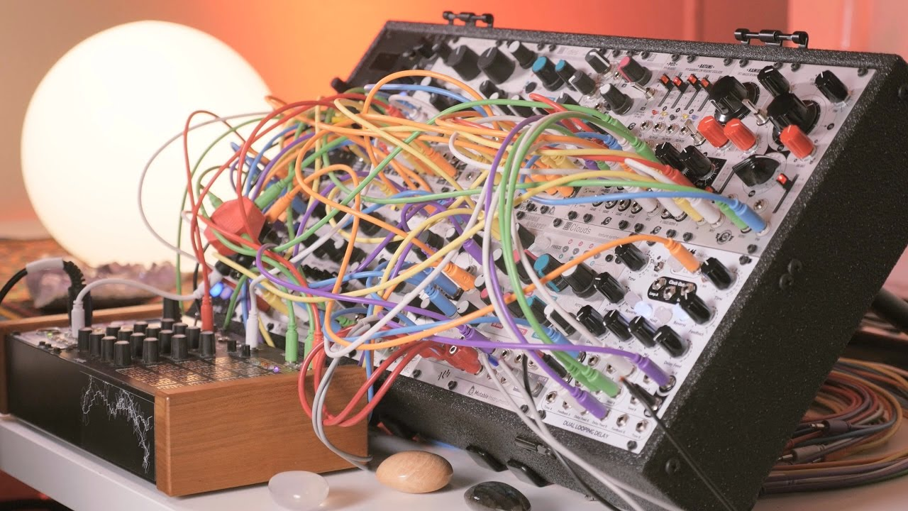 the end of eurorack modular synthesizer youtube. Black Bedroom Furniture Sets. Home Design Ideas