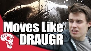 Moves Like Draugr - Maroon 5 Parody by JT Machinima