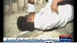 ROAD DRUNK MUSLIM PAKISTANI MUST WATCH - persented by khalid Qadiani.flv