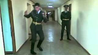 Amazing Russian Military Dancing
