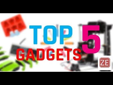 |Top 5 Amazing Gadgets @ ZE|