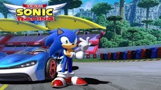 Team Sonic Racing   Going for the Gold!