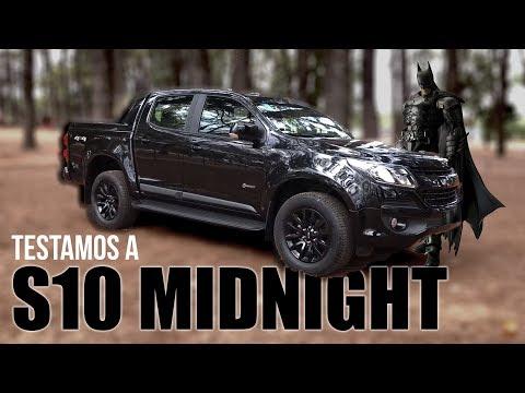 S10 MIDNIGHT: A CAMINHONETE DO BATMAN - AVALIAÇÃO/ Vrum Brasília