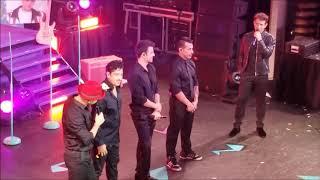 New Kids on the Block *Tonight* NKOTB Cruise 2018 Video