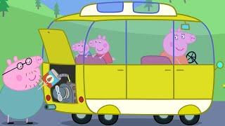 Kids Videos Camper Van! Camping Holiday Special 2018 | Peppa Pig Official | New Peppa Pig
