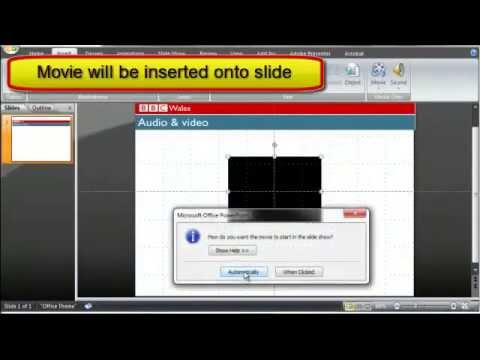 How to embed a youtube video in powerpoint download method youtube how to embed a youtube video in powerpoint download method ccuart Images