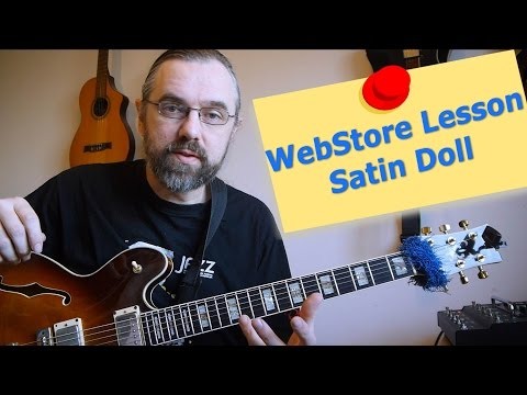WebStore Preview - Satin Doll - II V approaches